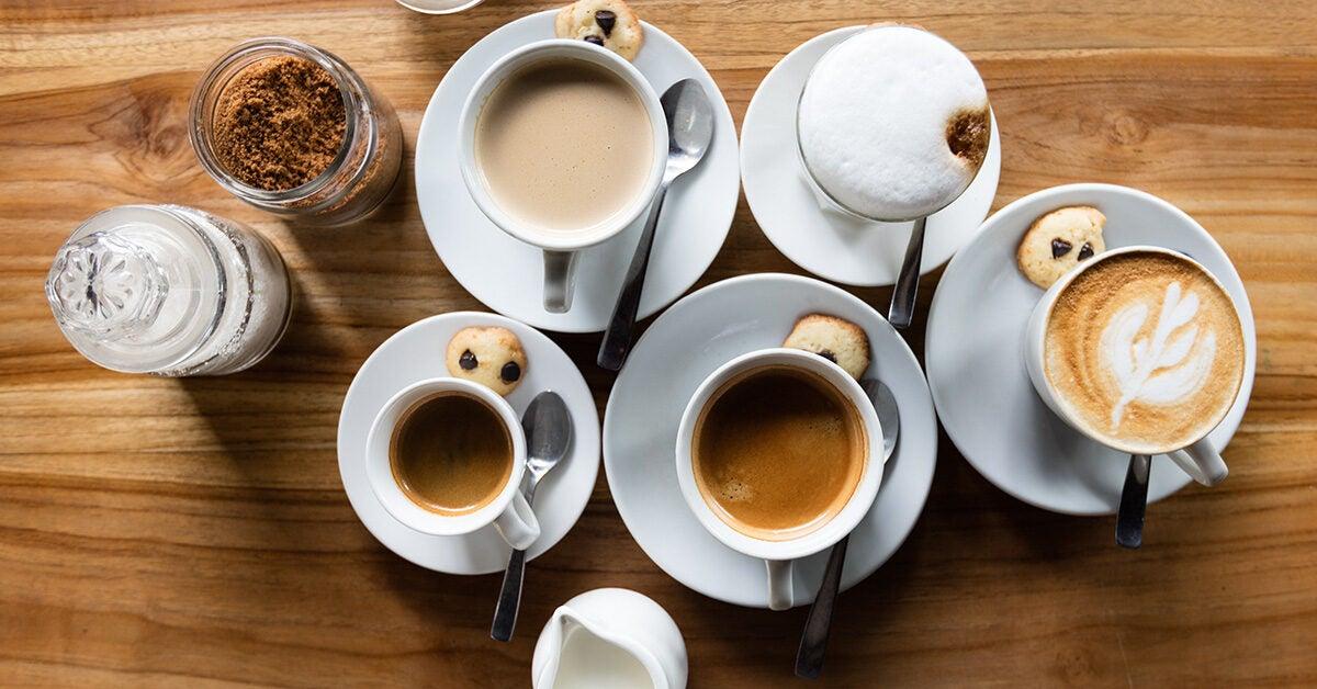 too much caffeine in diet?