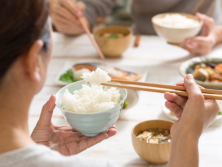 is rice ok on diet