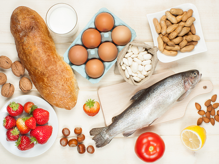 What Are The Various Types Of Food Allergies And Food Intolerance?