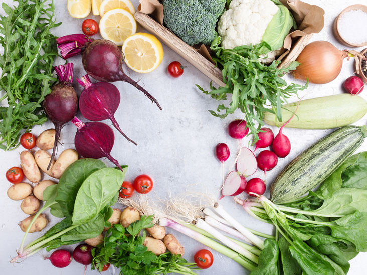 eating fast alkaline diet