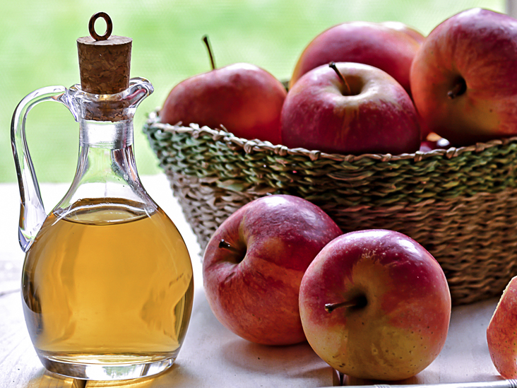 apple cider diet complex and blood pressure