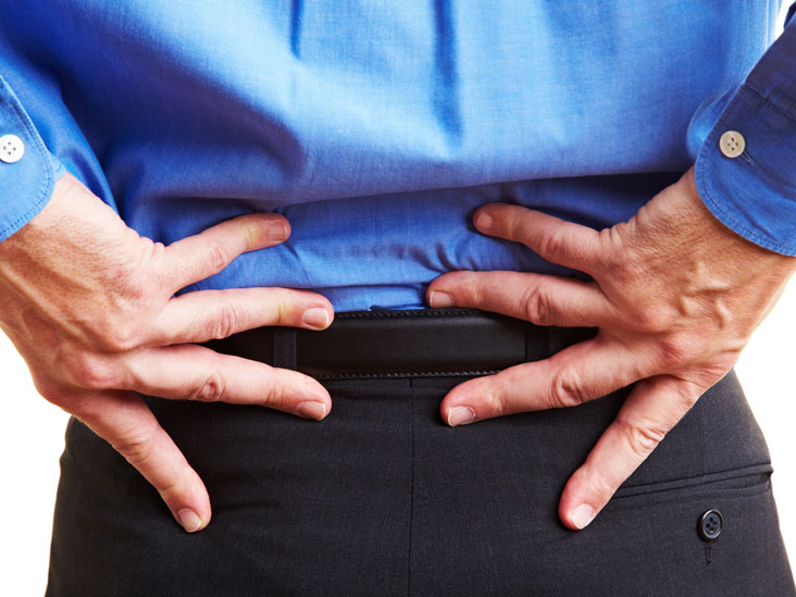 Back Pain And Frequent Urination
