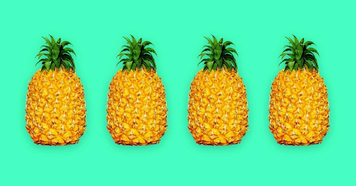 8 Impressive Health Benefits of Pineapple