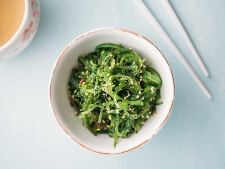 is kelp a diet food