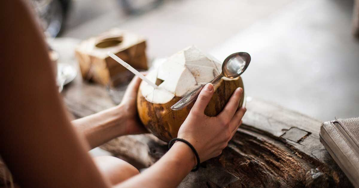 8 Science Based Health Benefits Of Coconut Water