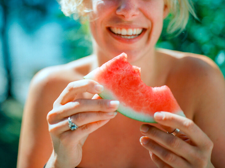 is watermelon good on a diet