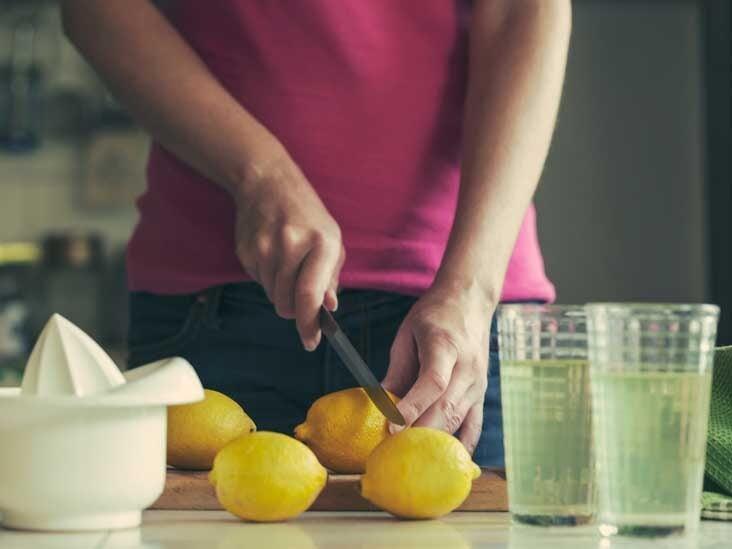 lemon water cayenne pepper diet