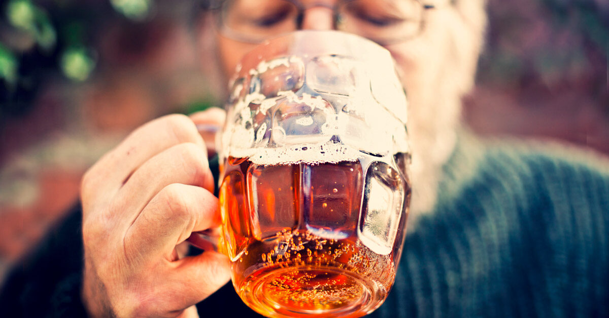 Gout and Alcohol Intake: Is There a Connection?