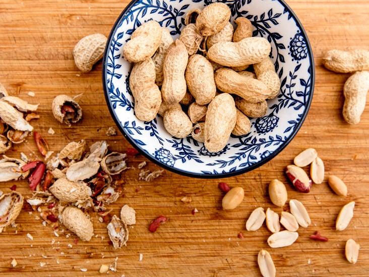 Is peanut a grain or seed