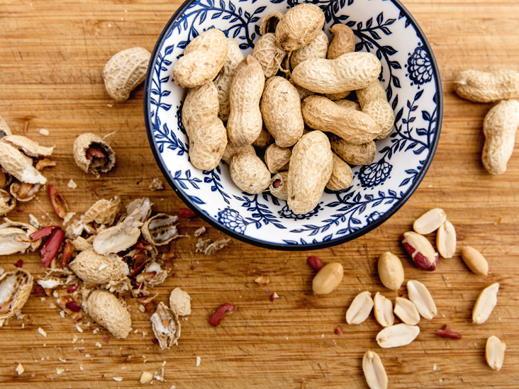 Peanuts Are Not Nuts
