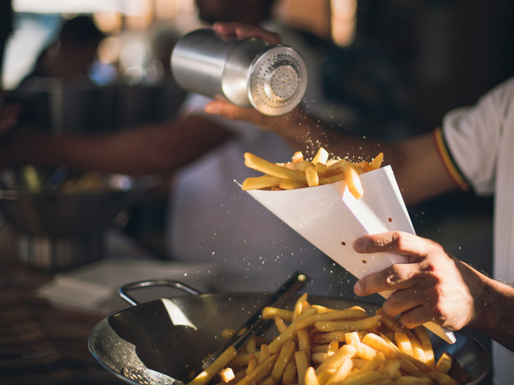 How Much Sodium Should You Have Per Day?