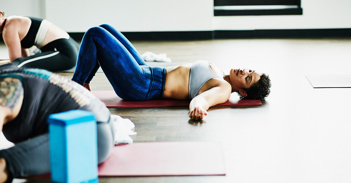 8 Simple Stretches to Relieve Lower Back Pain