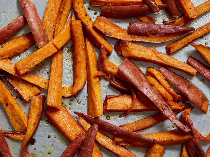 6 Surprising Health Benefits of Sweet Potatoes