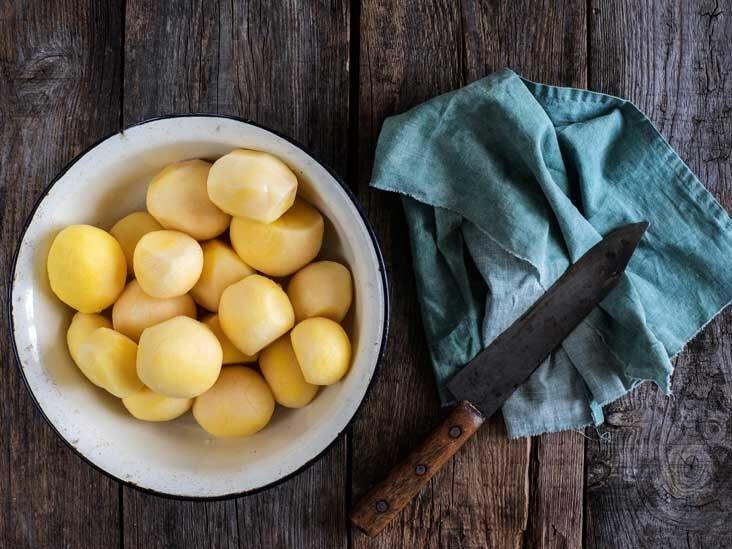 diet potato butter water