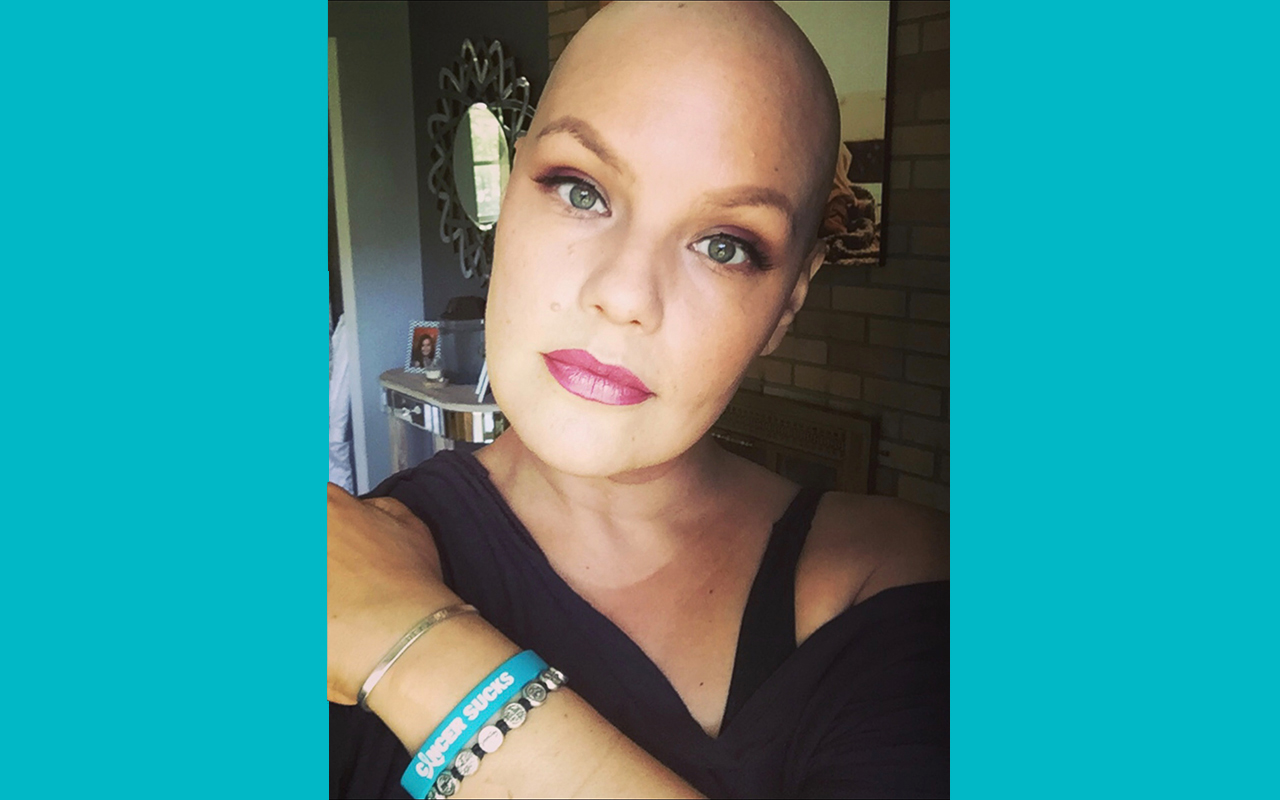 ovarian cancer young stories