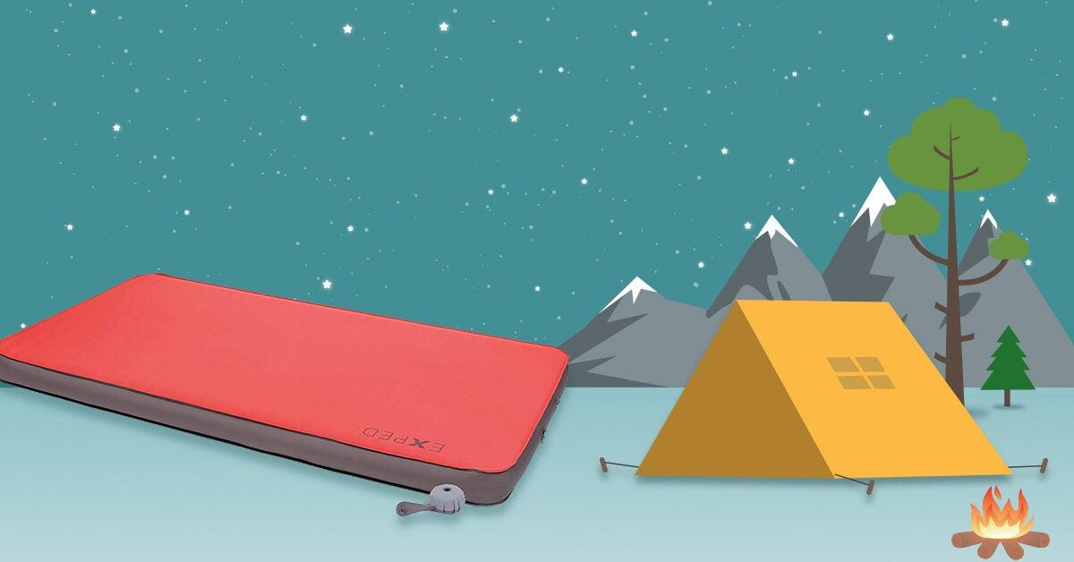 8 Best Camping Mattresses Of 2020