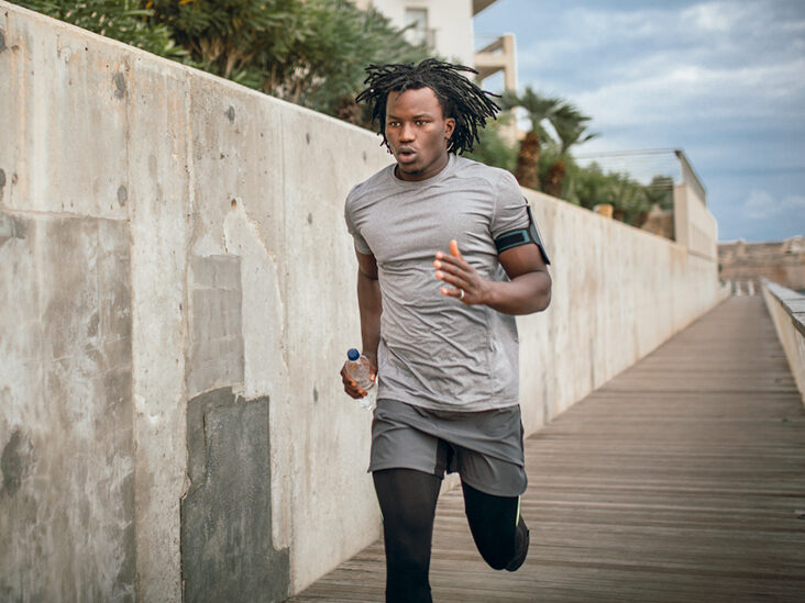How to Avoid a Stitch When Running