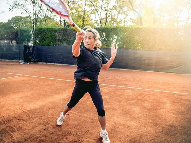 How Racket Sports Like Tennis Can Accelerate Knee Arthritis