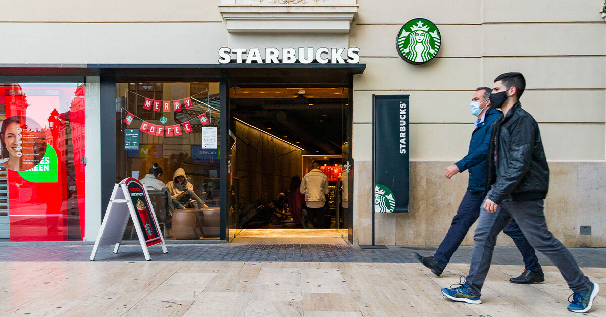 How Healthy Are Starbucks Holiday Drinks?