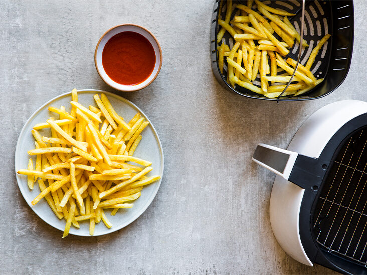 Is Cooking With an Air Fryer Healthy?