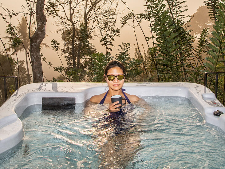 Hot Tub Benefits 7 Health Benefits Of Soaking In A Hot Tub