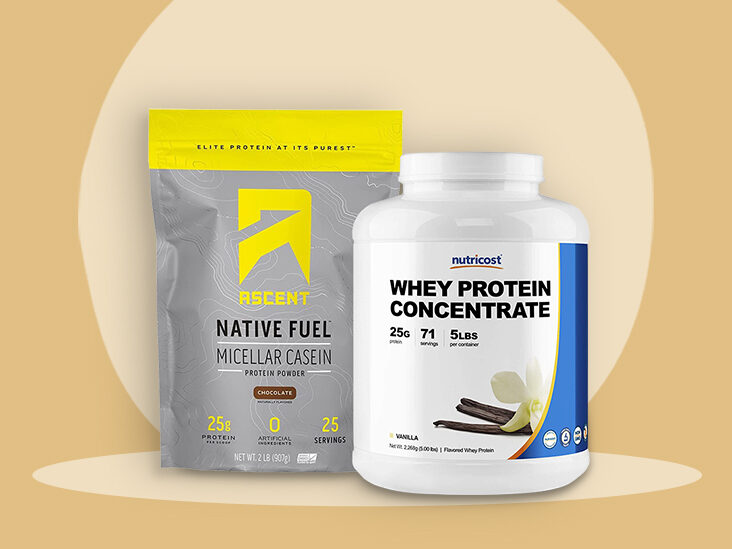 The 10 Best Protein Powders to Build Muscle in 2021