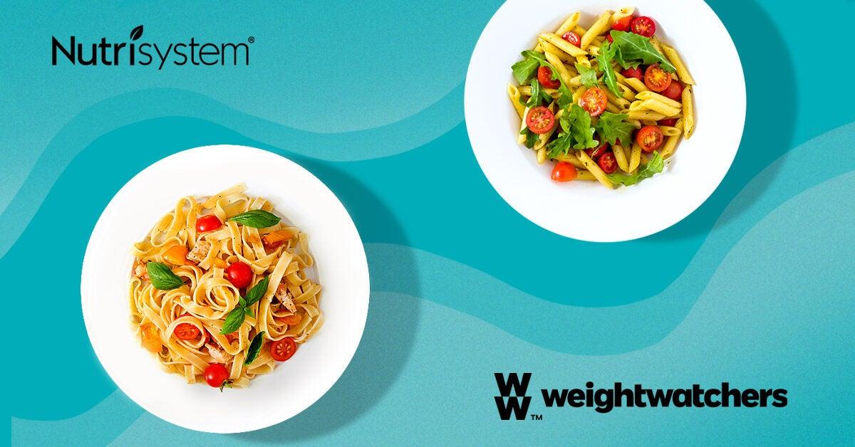 Nutrisystem vs Weight Watchers (WW): Which Is Best?