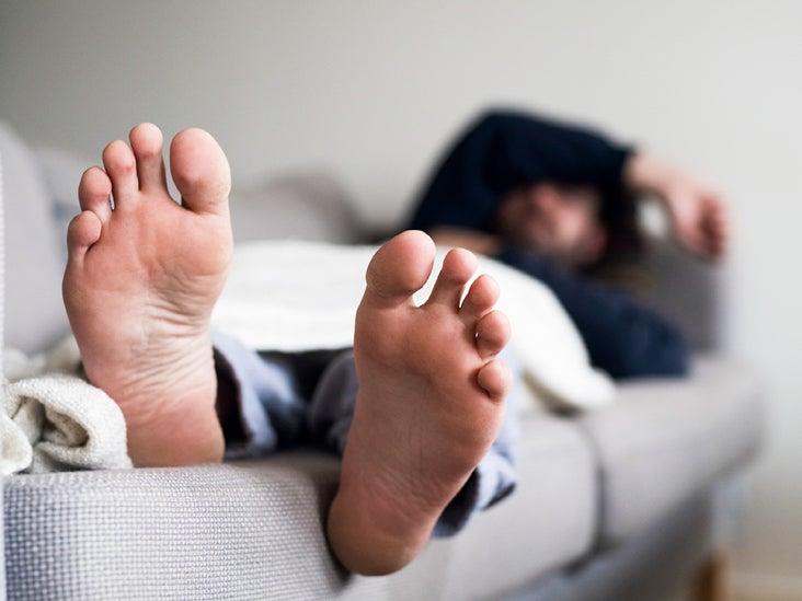 Man sleeping on sofa 732x549 thumbnail.