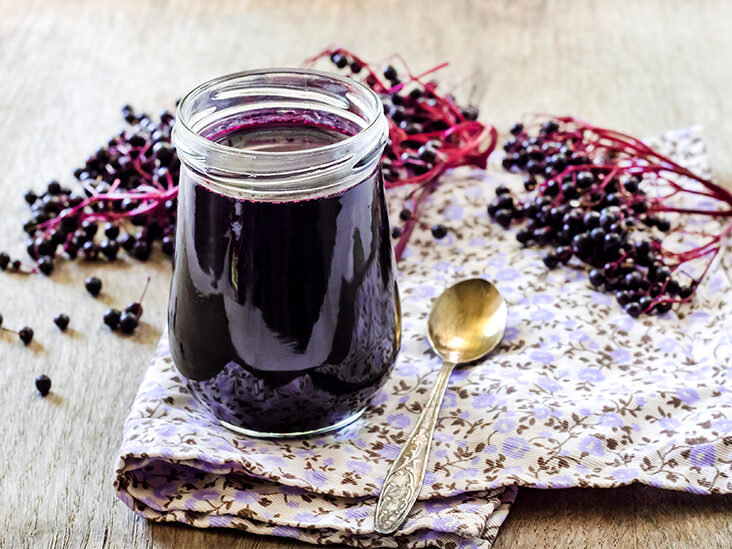 6 Elderberry Mocktail Recipes to Boost Immunity This Holiday Season