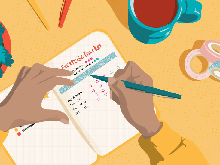 3 Helpful Ways to Use a Bullet Journal for Pain