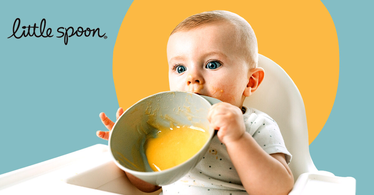 Little Spoon | Fresh Baby Food, Delivered | Baby food