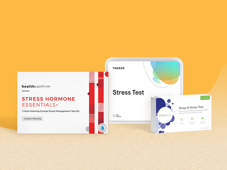 Stressed? Here Are the 5 Best At-Home Cortisol Tests of 2021