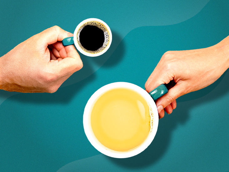 Green Tea vs. Coffee: Which Is Better for Your Health?