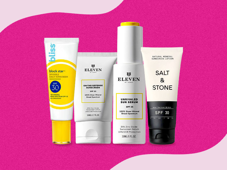 Is It Time to Switch to a Mineral Sunscreen?