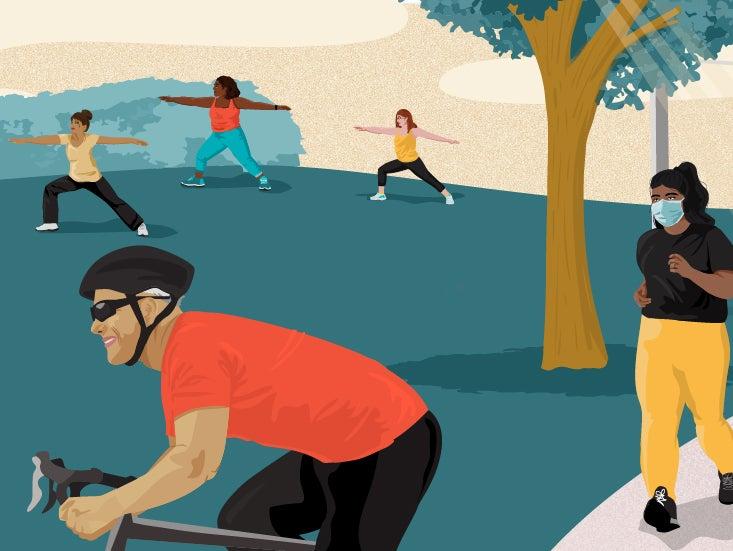 Feel Good Fitness: Move Toward Joy