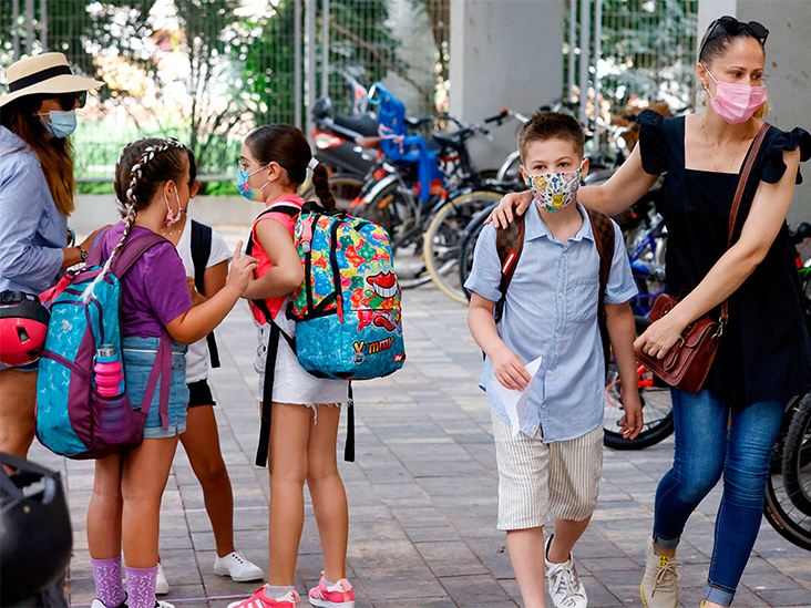 Study Finds Kids Under 10 Unlikely to Spread Coronavirus at School