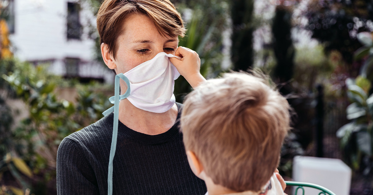 I'm Vaccinated. My Kids Aren't. What's Safe for Us to Do?