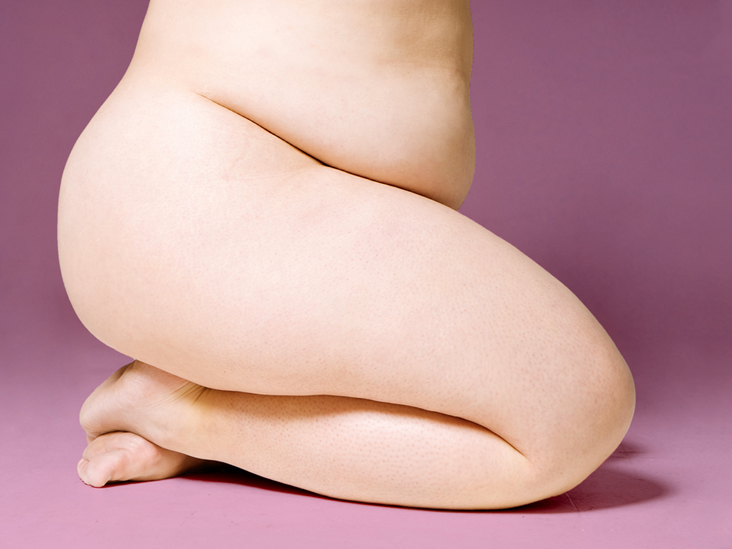 The Trick to Loving Your Body Might Be Working Out Naked
