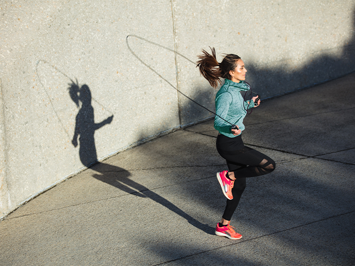 Jump Rope vs. Running: Is One Better Than the Other?