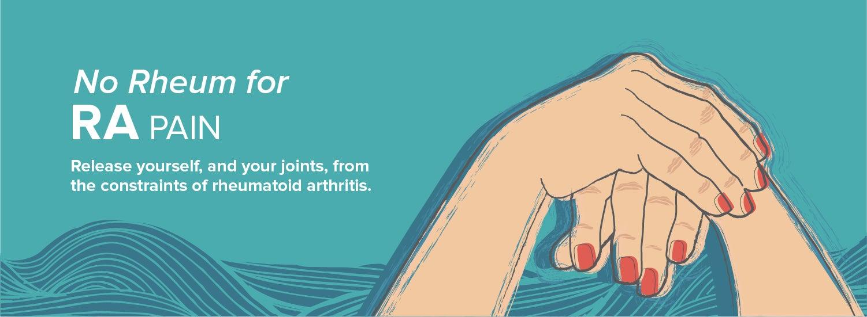 No Rheum for RA Pain