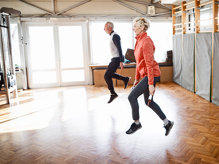 Older Adults Who 'Feel Younger' Tend to Live Longer