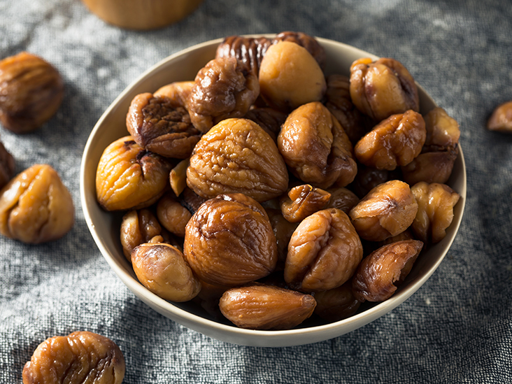 9 Intriguing Health Benefits of Chestnuts