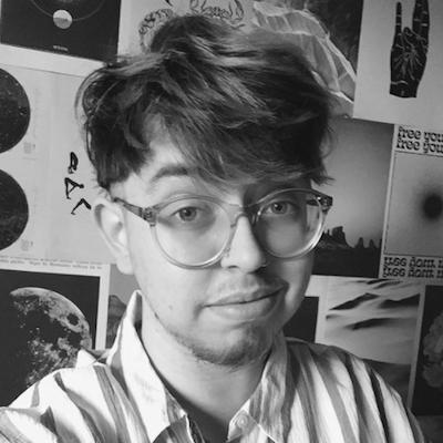 Headshot of Sam Dylan Finch