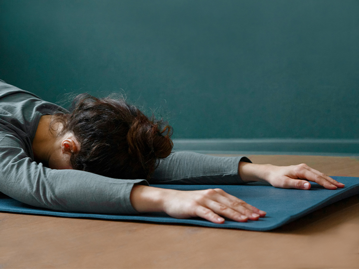 Yoga for Stress Reduction: 4 Poses to Try