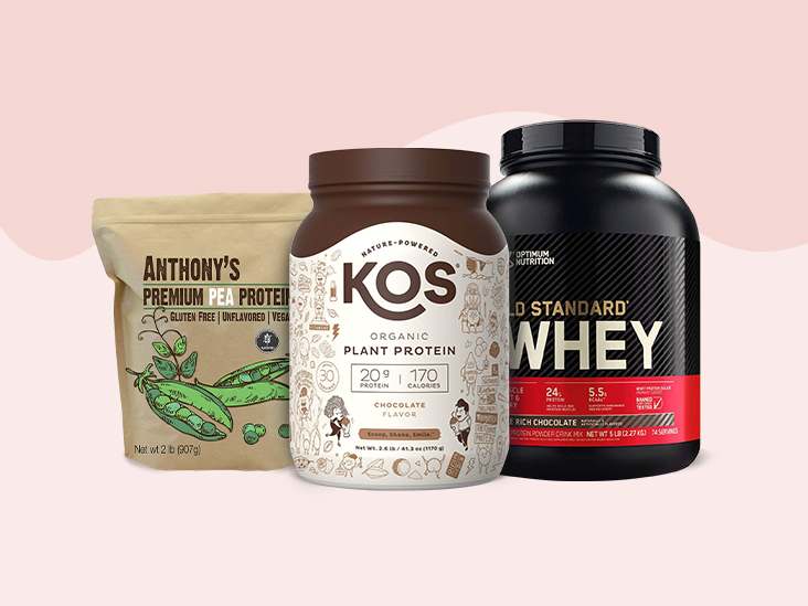 The 7 Best-Tasting Protein Powders of 2021