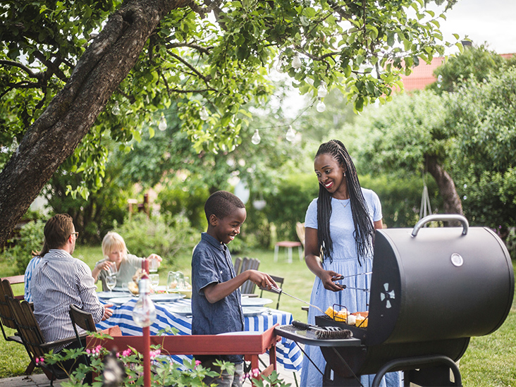 How to Navigate Planning a Summer BBQ if You're Worried About the Delta Variant