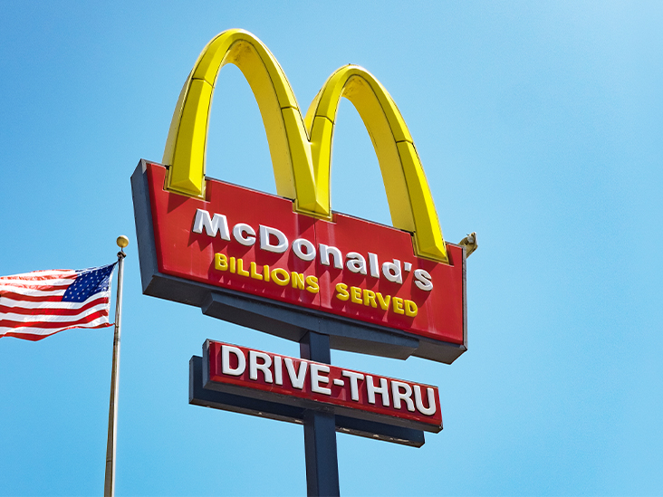 12 Healthier Options at McDonald's: Low Calorie and More
