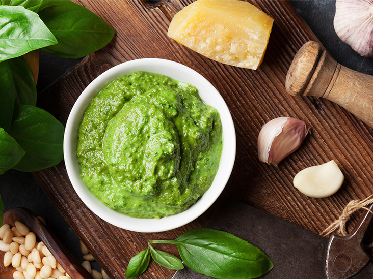 Is Pesto Healthy? Types, Ingredients, Nutrients, and Recipe