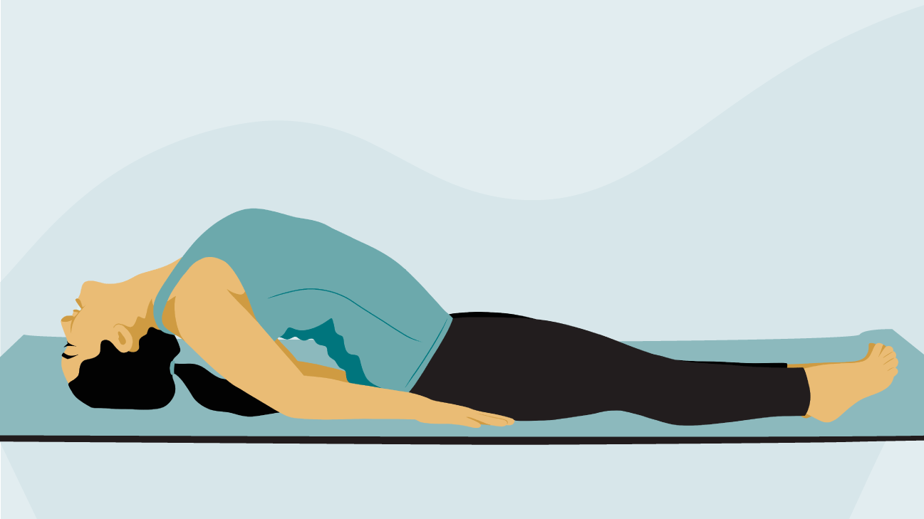 Yin Yoga Poses to Melt Tension, Restore Health, and Revive Your Spirit