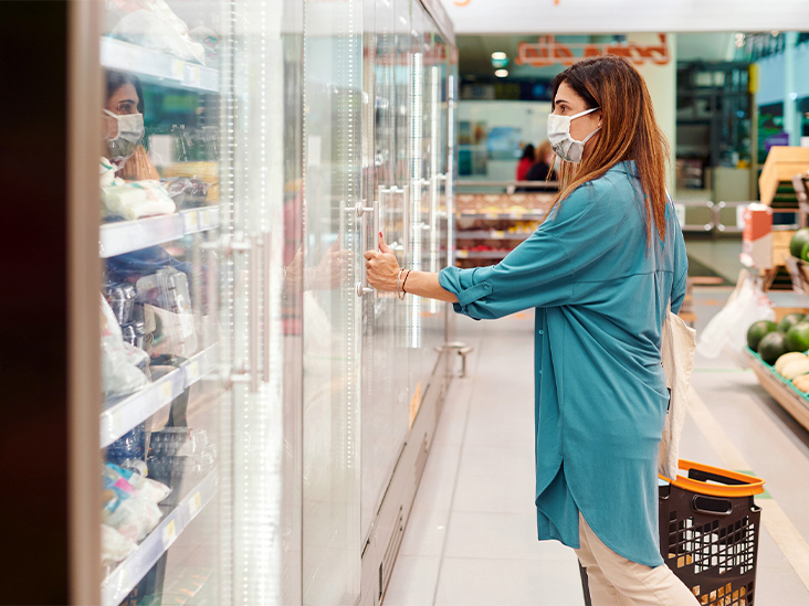 10 Healthy and Affordable Frozen Foods